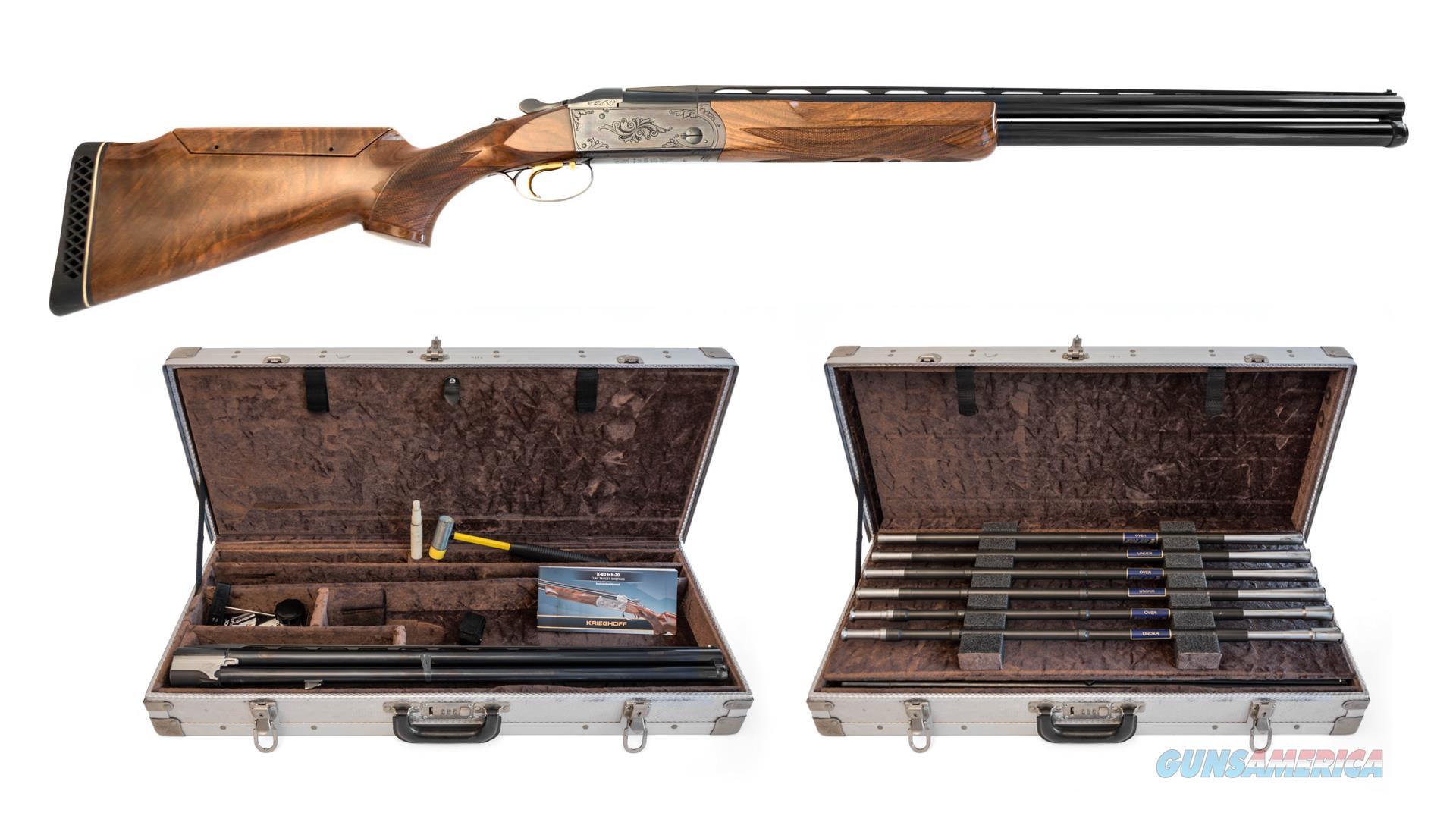 "Krieghoff Standard Grade K80 28"" O/U Shotgun  Guns > Shotguns > Krieghoff Shotguns"