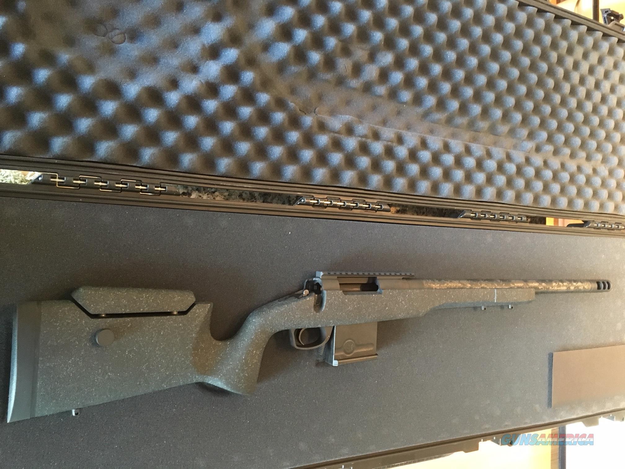 Proof Research Tac II, 5.56/.223, Carbon Barrel, Black Granite Cerakote, New!!  Guns > Rifles > A Misc Rifles