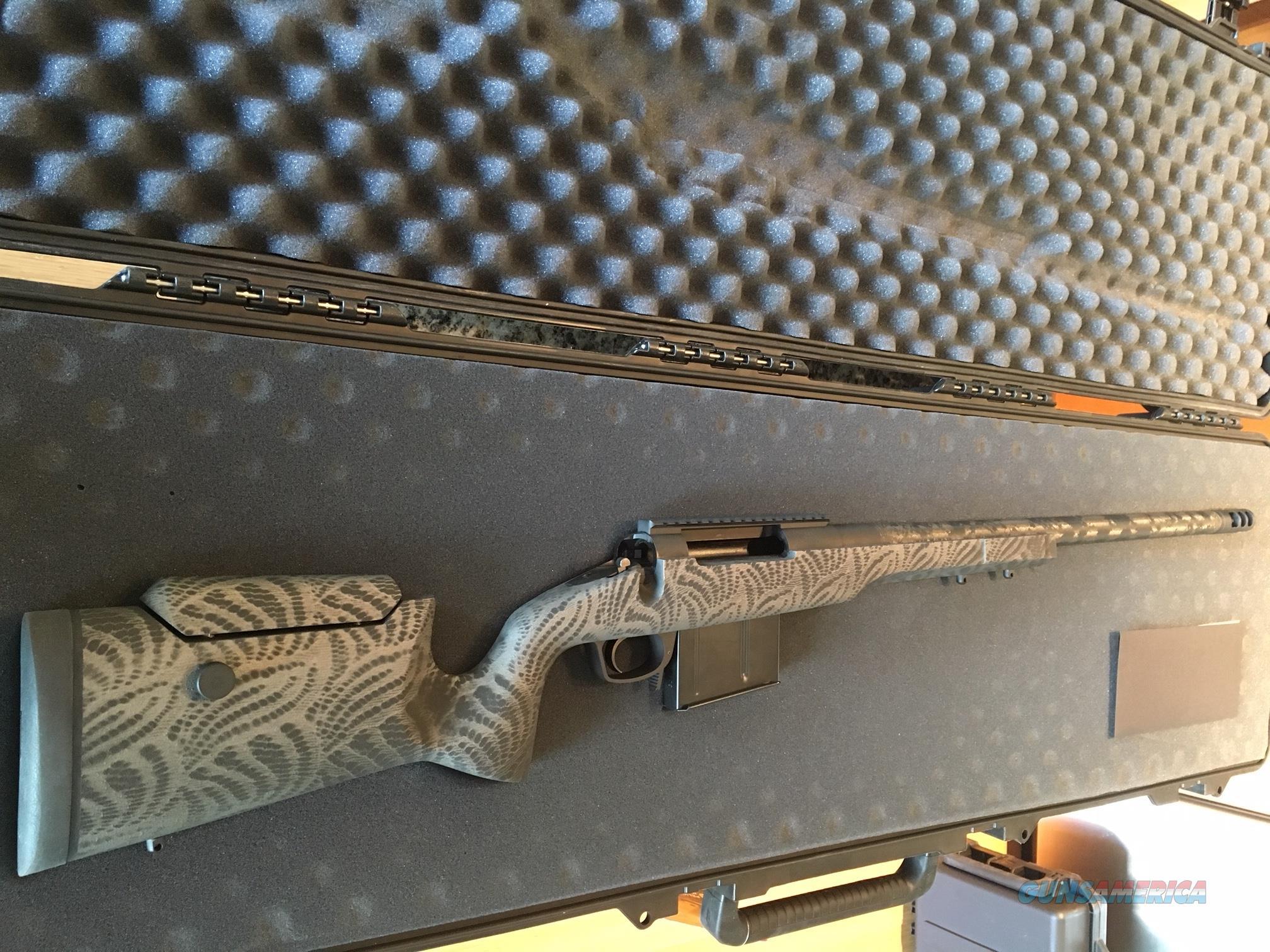 Proof Research Tac II, .338 Lapua Magnum, Carbon Barrel, Black Canopy Cerakote, New!!  Guns > Rifles > A Misc Rifles