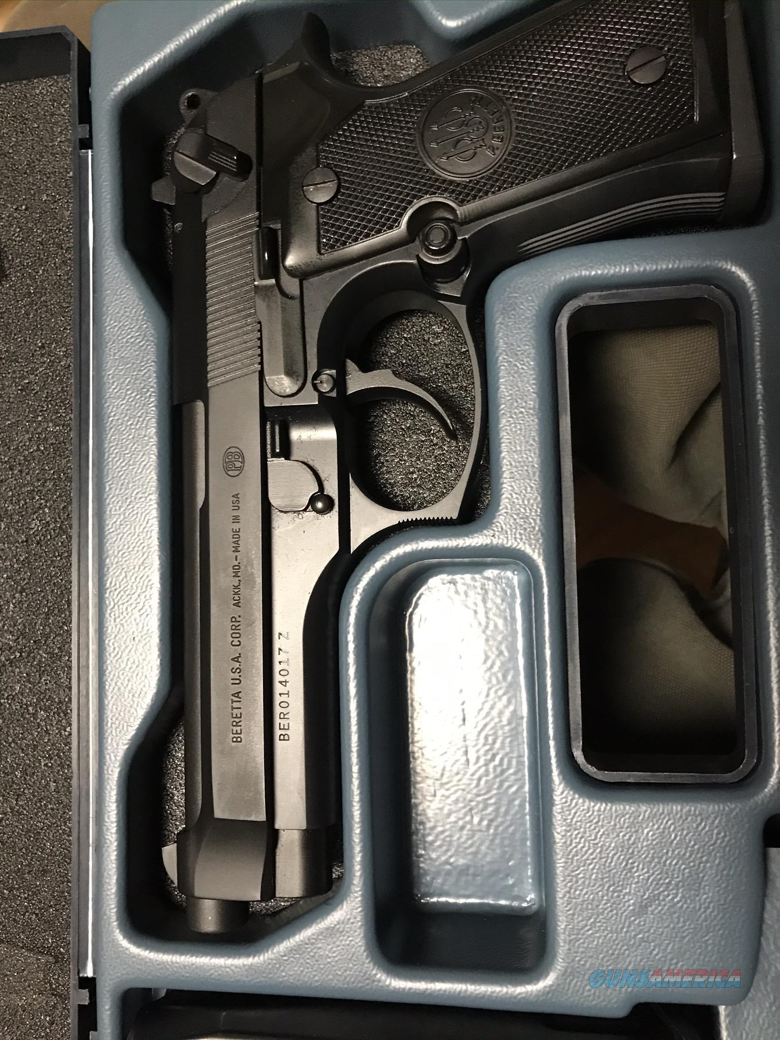 Beretta M92SBF   Guns > Pistols > Beretta Pistols > Model 92 Series