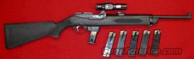 RUGER PC9 CARBINE  Guns > Rifles > Ruger Rifles > M44/Carbine