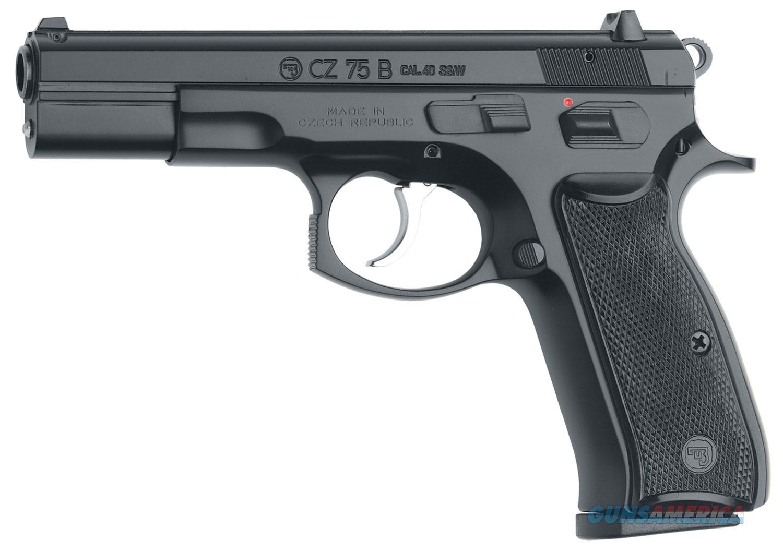 CZ 75B .40 PISTOL 10RD MAGS  Guns > Pistols > CZ Pistols
