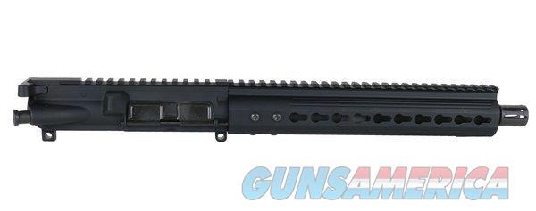 "BRAND NEW AR-15 COMPLETE PISTOL UPPER ASSEMBLY, 10.5"" 4150 PARKERIZED M4 CONTOUR BARREL, 5.56 NATO, CARBINE LENGTH GAS SYSTEM, 1:7 TWIST W/ 10"" LIGHTWEIGHT KEYMOD RAIL  Non-Guns > Gun Parts > M16-AR15 > Upper Only"