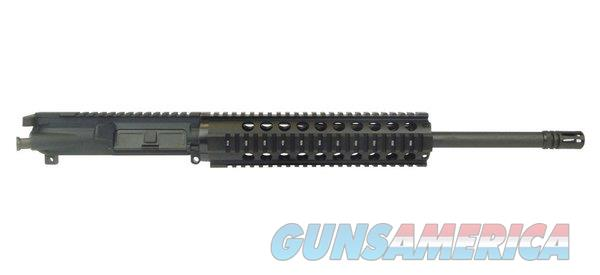 """BRAND NEW AR-15 COMPLETE UPPER ASSEMBLY, 5.56 NATO, 16"""" 4150 PARKERIZED BARREL, 1:7 TWIST W/ 10"""" FREE FLOATING QUAD RAIL  Non-Guns > Gun Parts > M16-AR15 > Upper Only"""