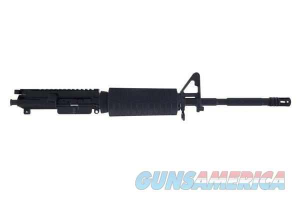 """BRAND NEW AR-15 COMPLETE UPPER ASSEMBLY, 16"""" PARKERIZED 4150 STEEL CONTOUR BARREL, .223 WYLDE, 1:7 TWIST W/ STANDARD HAND GUARD, A2 FRONT SIGHT  Non-Guns > Gun Parts > M16-AR15 > Upper Only"""