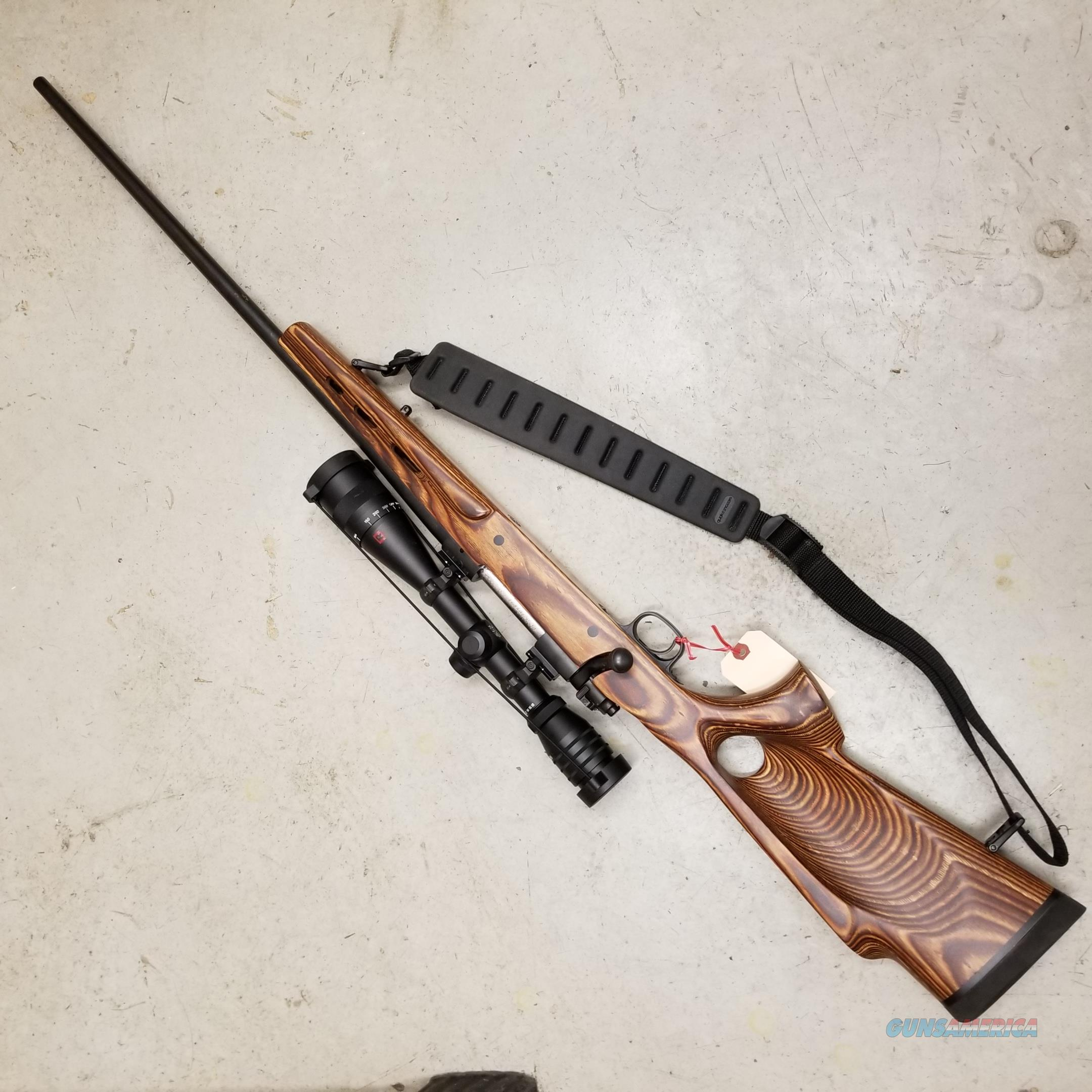 Winchester post-'64 model 70 .300WinMag Thumbhole  Guns > Rifles > Winchester Rifles - Modern Bolt/Auto/Single > Model 70 > Post-64