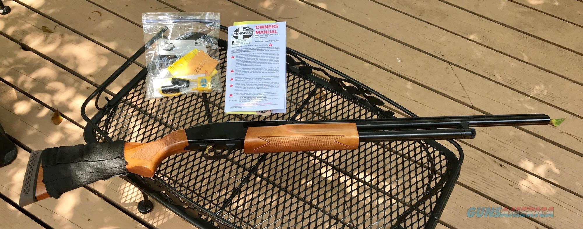 Mossberg 500 Youth Stock, Like New; used once!  Guns > Shotguns > Mossberg Shotguns > Pump > Tactical