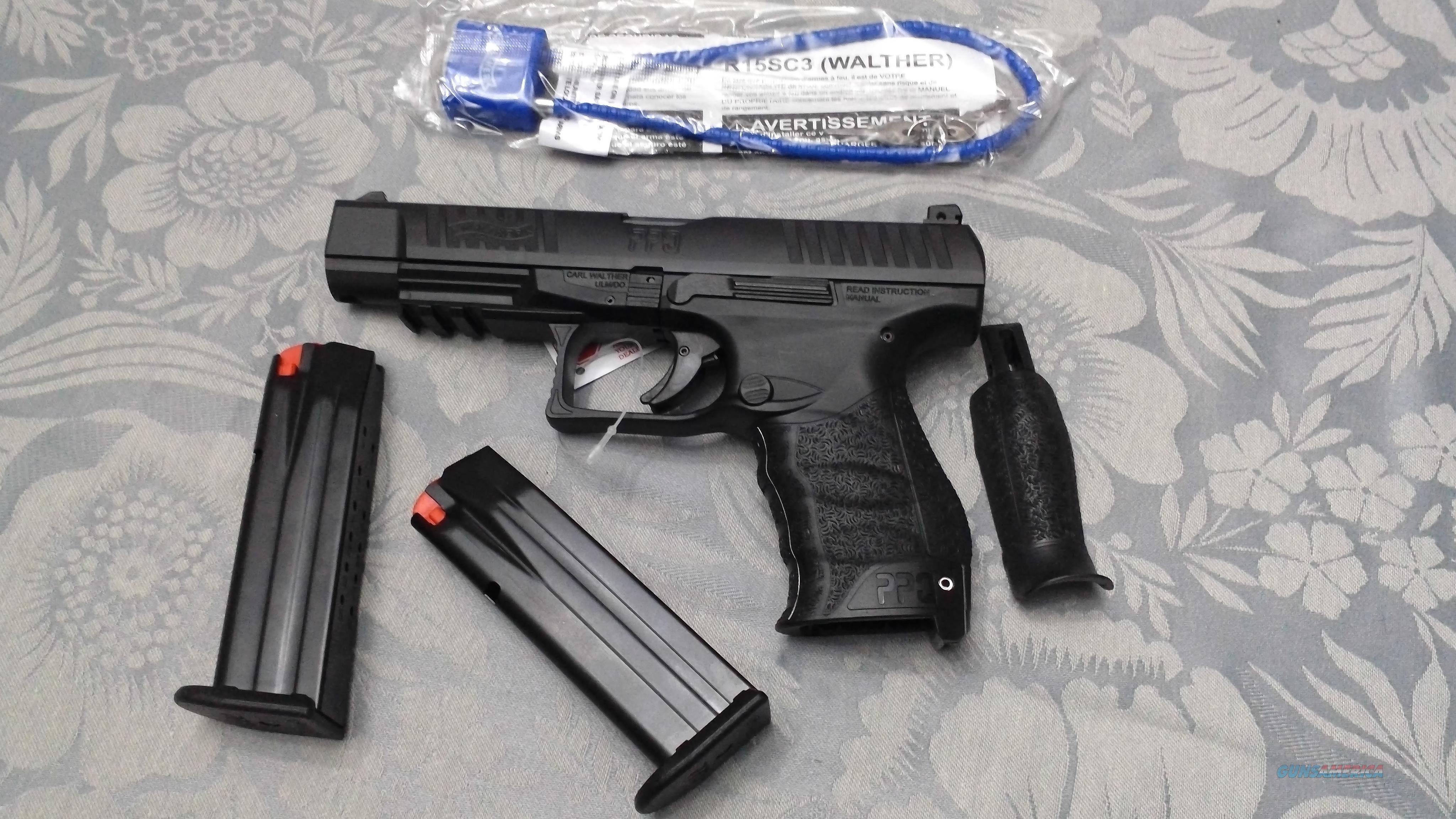 Walther PPQ M2 9mm  Guns > Pistols > Walther Pistols > Post WWII > P99/PPQ