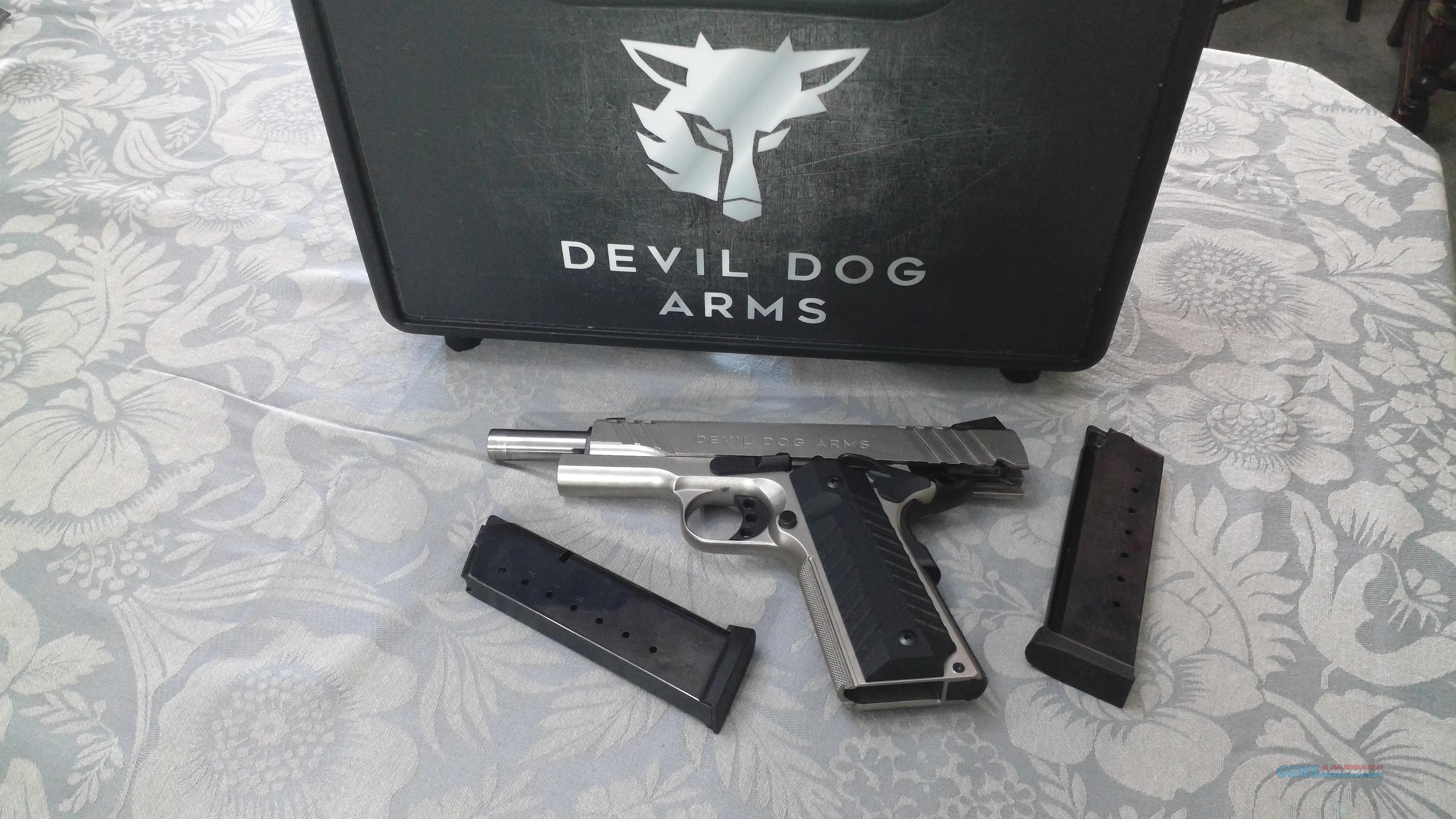 Devil Dog Arms 1911 45 acp  Guns > Pistols > D Misc Pistols