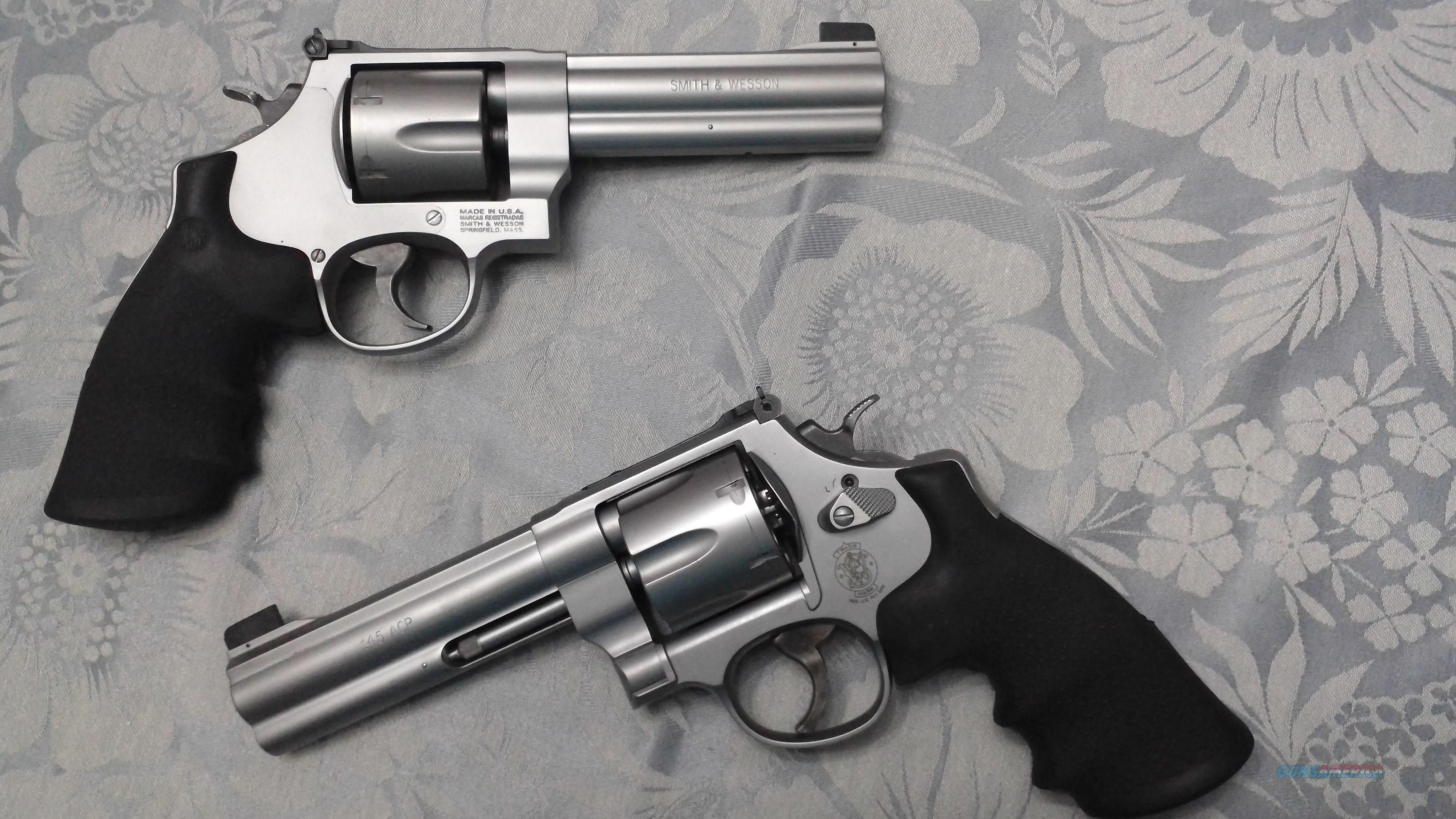 Smith & Wesson 625-8  Guns > Pistols > Smith & Wesson Revolvers > Full Frame Revolver