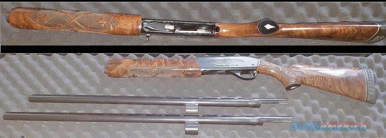 Remington 1100 Magnum with extra barrel  Guns > Shotguns > Remington Shotguns  > Autoloaders > Trap/Skeet