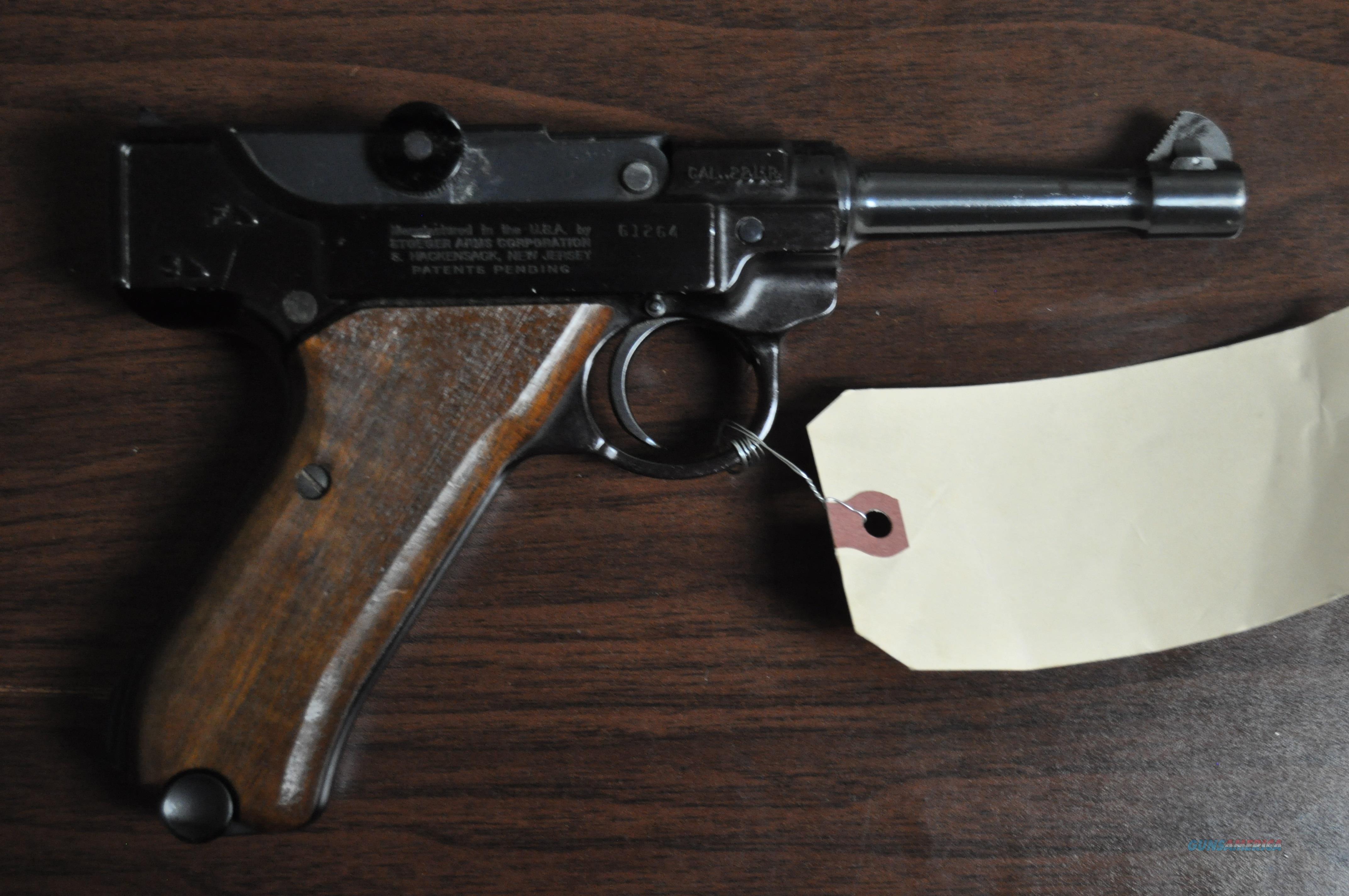 Stoeger .22lr Luger  Guns > Pistols > S Misc Pistols