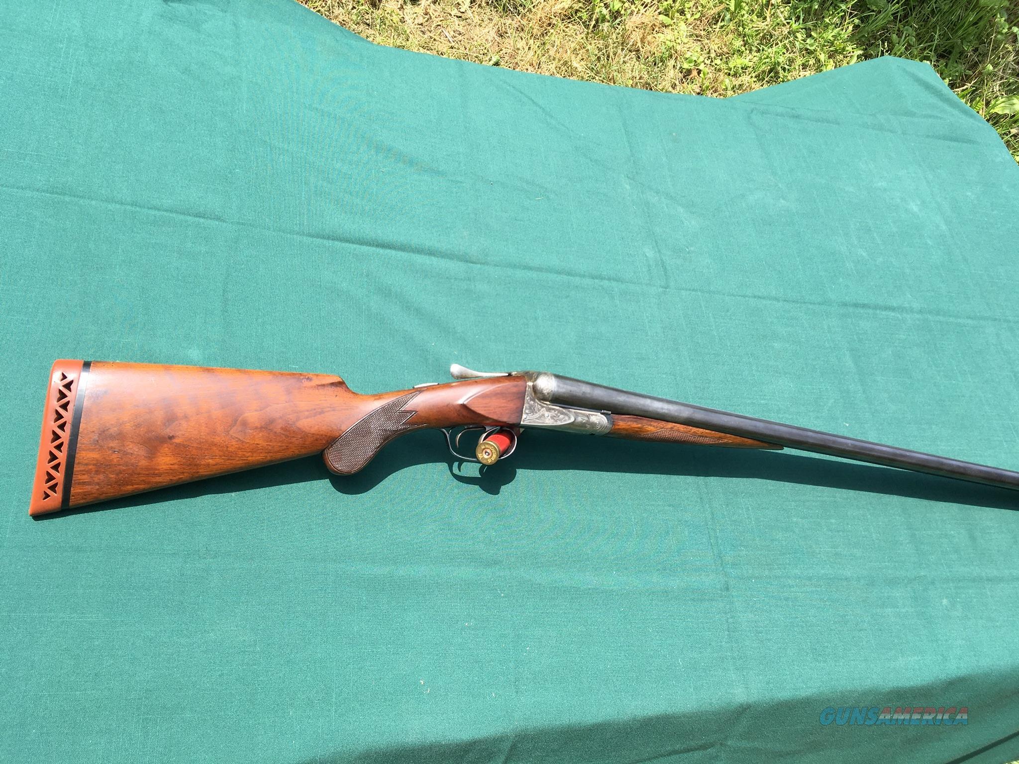 Ansley Fox A Grade 12G  Guns > Shotguns > Fox Shotguns