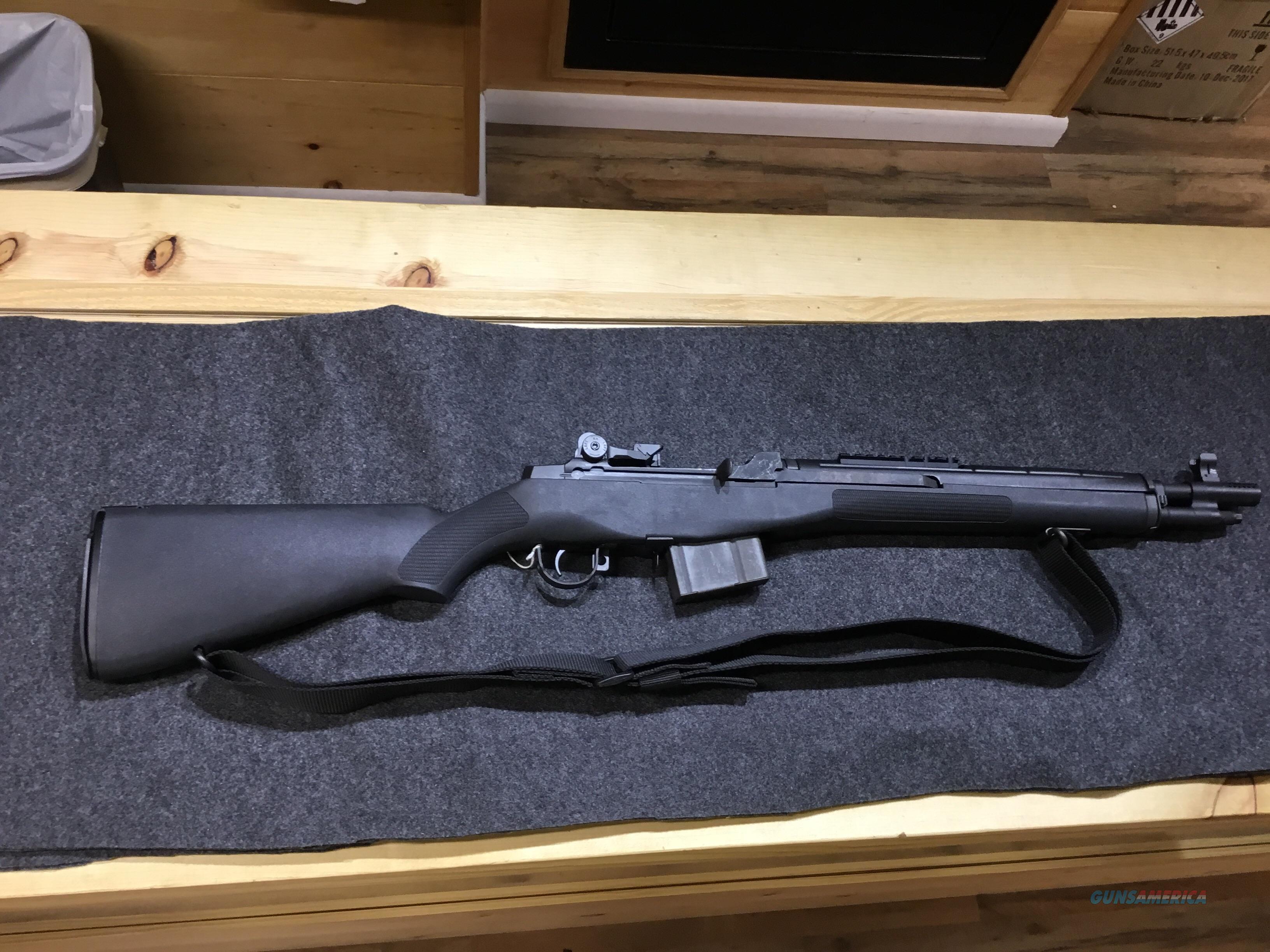 Springfield M1A Socom 308  Guns > Rifles > Springfield Armory Rifles > M1A/M14