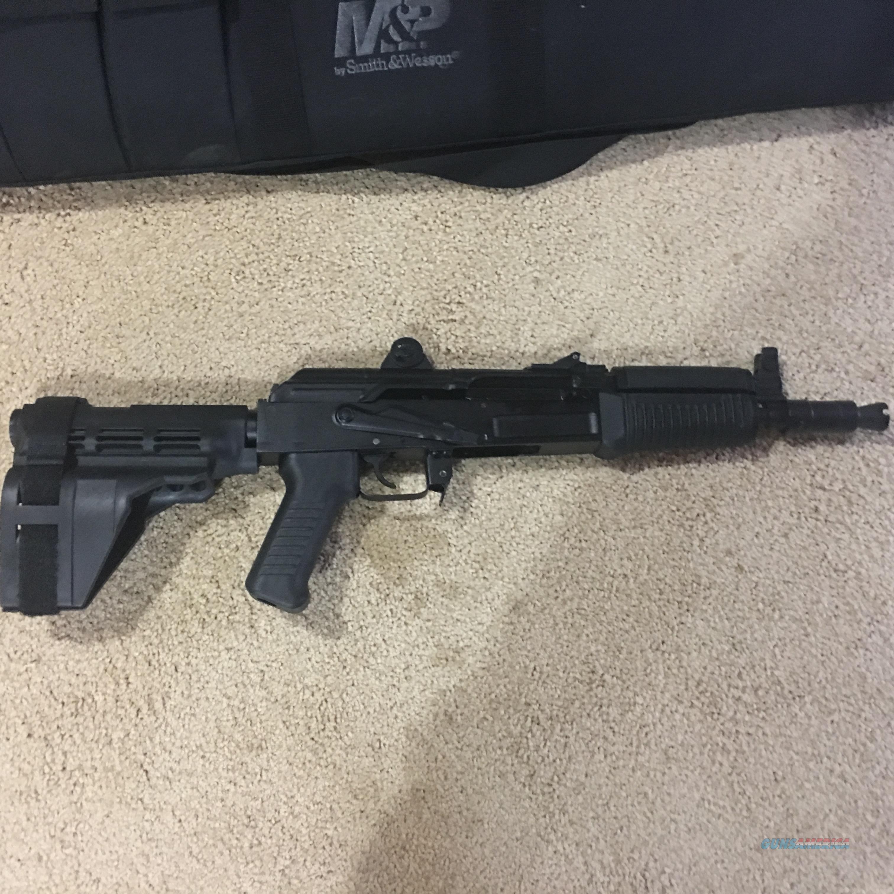 Arsenal SM-7  Guns > Pistols > AK-47 Pistols