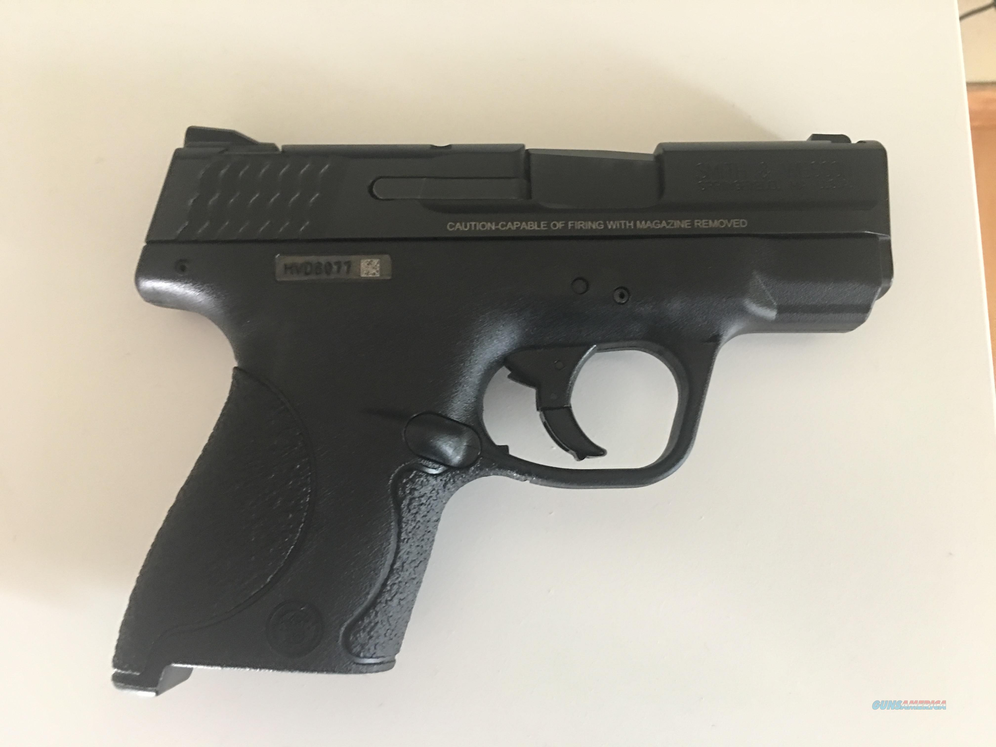 Smith & Wesson 9mm Shield  Guns > Pistols > Smith & Wesson Pistols - Autos > Shield