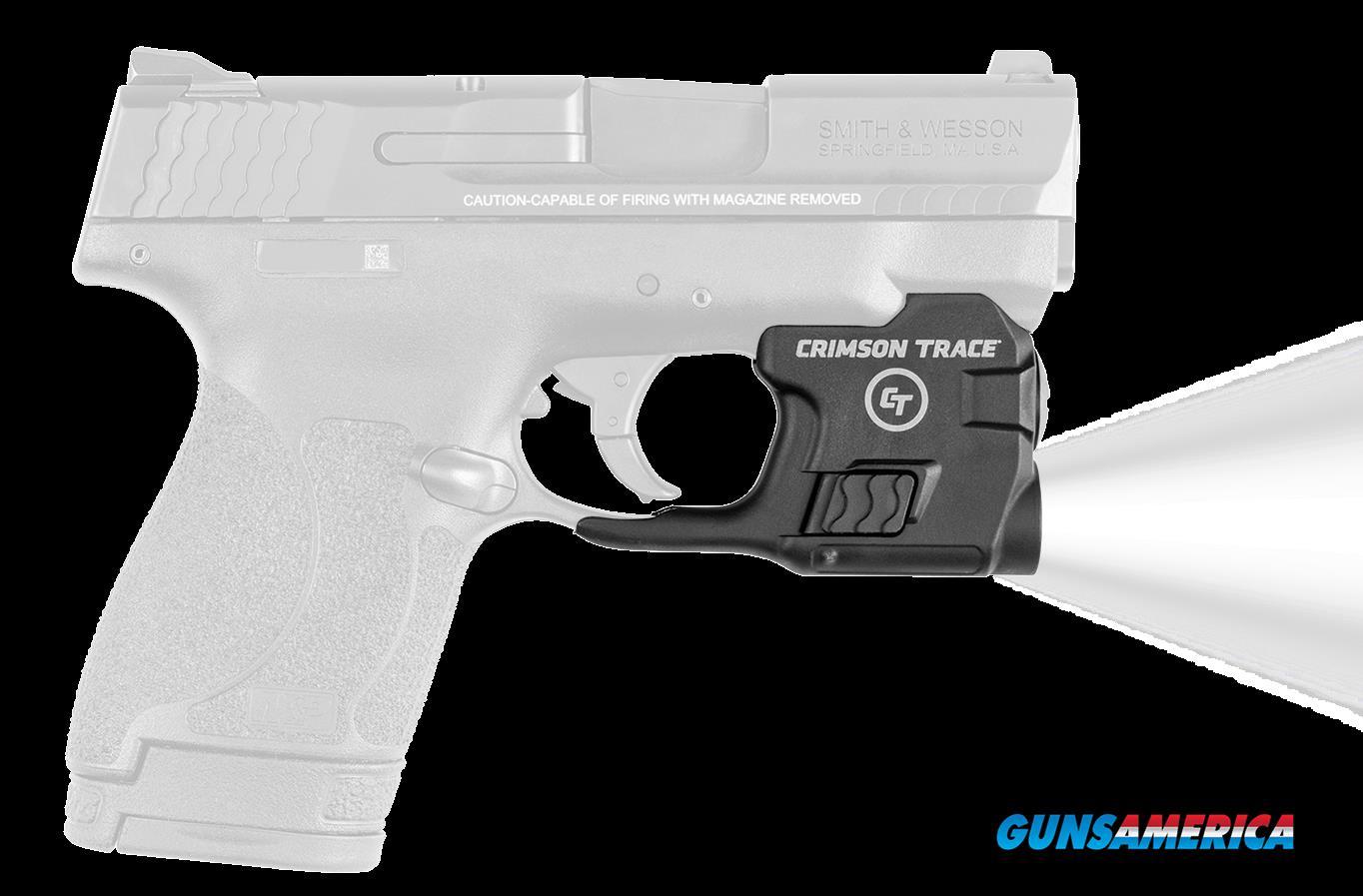 Crimson Trace Lightguard, Crim Ltg770  Lightguard Sw Shield 9-40  Guns > Pistols > 1911 Pistol Copies (non-Colt)