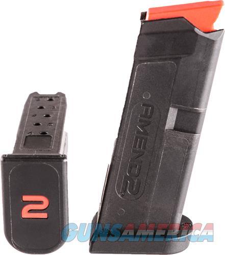 Amend2 Glock 42 6 Round Black Magazine  Guns > Pistols > 1911 Pistol Copies (non-Colt)