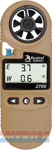 Kestrel(nielsen-kellerman 2700 Ballistics Weather Meter, Kest 0827ltan 2700  Ballistic Weather Meter Tan  Guns > Pistols > 1911 Pistol Copies (non-Colt)