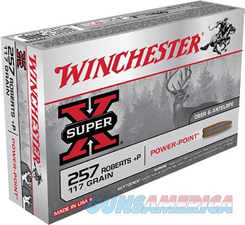 Winchester Ammo Super-x, Win X257p3        257rob  117pp  20-10  Guns > Pistols > 1911 Pistol Copies (non-Colt)