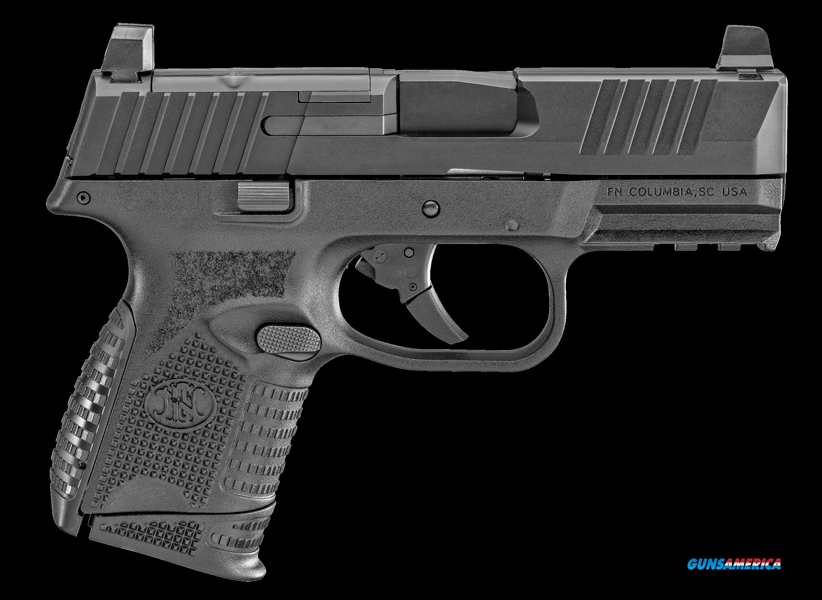 Fn 509c, Fn 66100571   509c Cmp 9mm Nms Mrd 12-15  Blk-blk  Guns > Pistols > 1911 Pistol Copies (non-Colt)