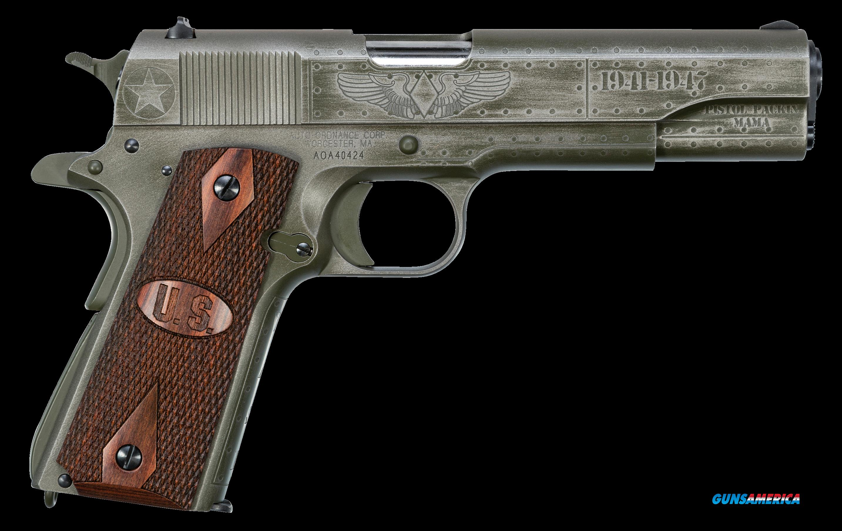Kahr Arms 1911, Auto 1911bkowc2 Fly Girls     1911 45acp 5in 7rd  Guns > Pistols > 1911 Pistol Copies (non-Colt)