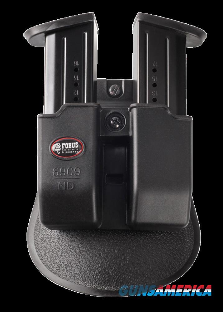 Fobus Double, Fobus 6909ndp  Paddle Dbl Mag Pouch  Guns > Pistols > 1911 Pistol Copies (non-Colt)