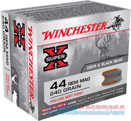 Winchester Ammo Super-x, Win X44mhsp2  44 Mg    240 Hsp     20-10  Guns > Pistols > 1911 Pistol Copies (non-Colt)