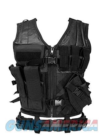 Ncstar Tactical, Nc Ctvl2916b     Tact Vest Blk  Xl-xxl  Guns > Pistols > 1911 Pistol Copies (non-Colt)
