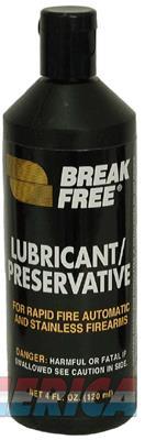 Break-free Lubricant- - Preservative 4oz. Bottle  Guns > Pistols > 1911 Pistol Copies (non-Colt)