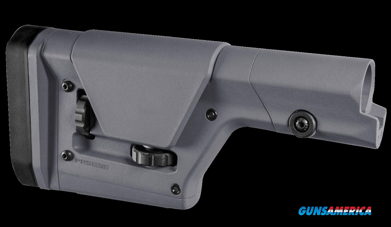 Magpul Industries Corp Prs, Magpul Mag672-gry Pr5 Gen3 Precision Adj Stock  Guns > Pistols > 1911 Pistol Copies (non-Colt)