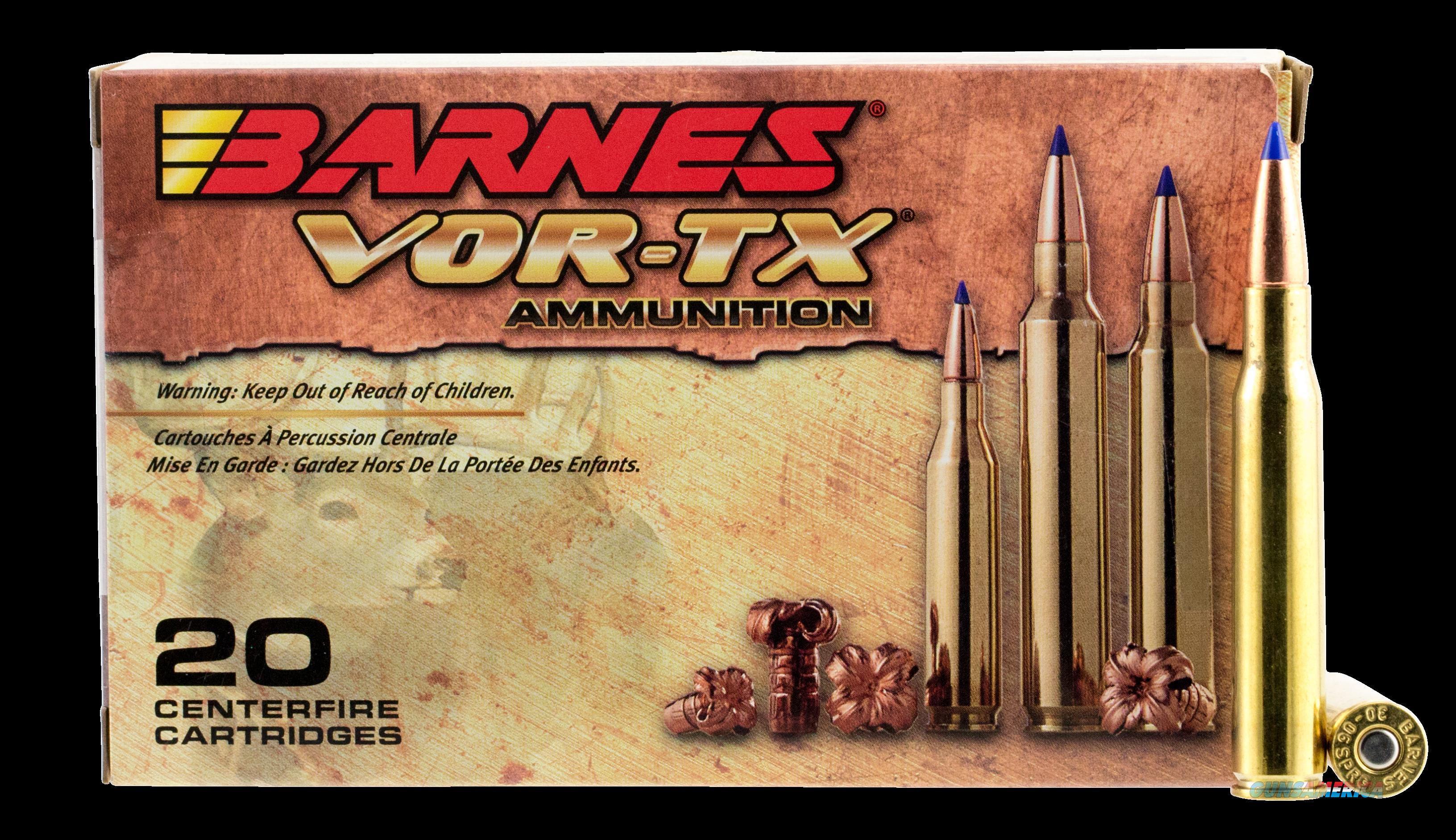 Barnes Bullets Vor-tx Rifle, Brns 21531 Bb30061     3006      150 Ttsx Bt 20-10  Guns > Pistols > 1911 Pistol Copies (non-Colt)