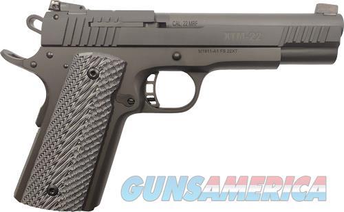 Armscor Ri Xt22 Magnum Target - .22wmr 5 As 14rd Parkerized  Guns > Pistols > 1911 Pistol Copies (non-Colt)