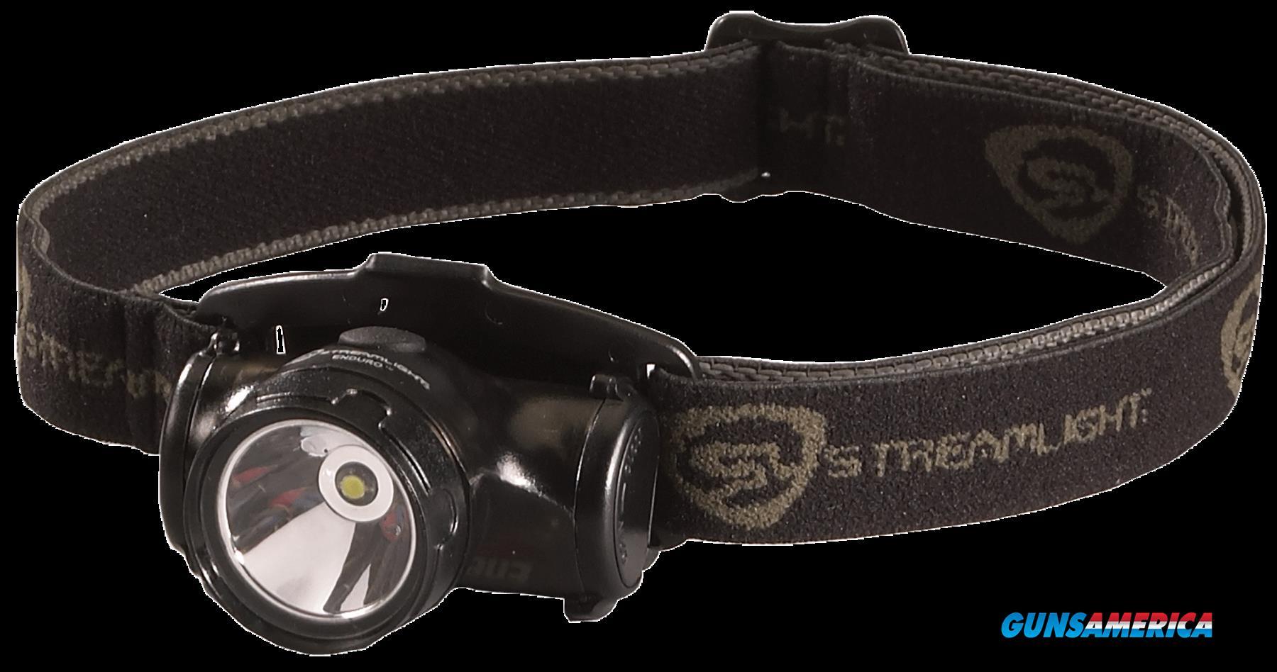 Streamlight Enduro, Stl 61400  Enduro Headlamp Black  Guns > Pistols > 1911 Pistol Copies (non-Colt)