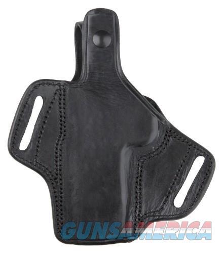 Bulldog Owb Leather Holster < - Rh Lg Frame Compact 3-3.5 Blk  Guns > Pistols > 1911 Pistol Copies (non-Colt)