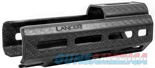 Lancer Handguard Sig Mpx 6.5 - M-lok Carbon Fiber  Guns > Pistols > 1911 Pistol Copies (non-Colt)