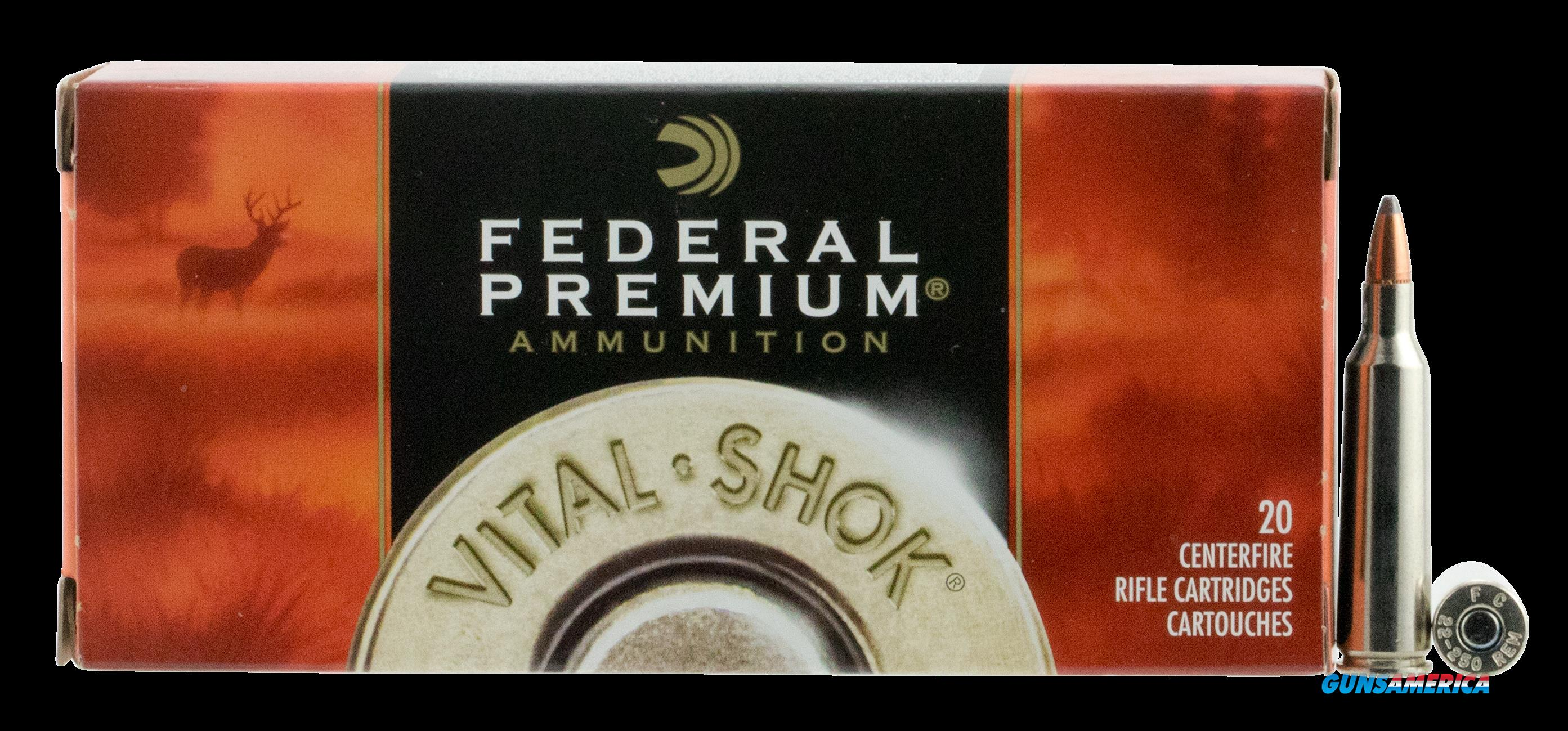 Federal Premium, Fed P22250g    22250   60 Np          20-10  Guns > Pistols > 1911 Pistol Copies (non-Colt)