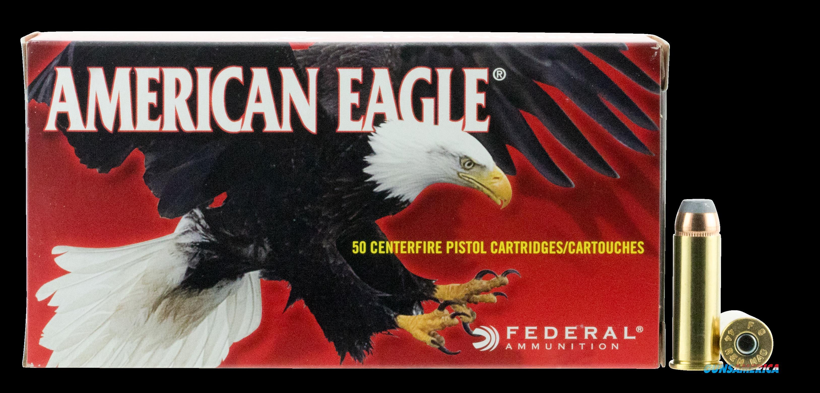 Federal American Eagle, Fed Ae44b         44mg     240 Sp          50-20  Guns > Pistols > 1911 Pistol Copies (non-Colt)