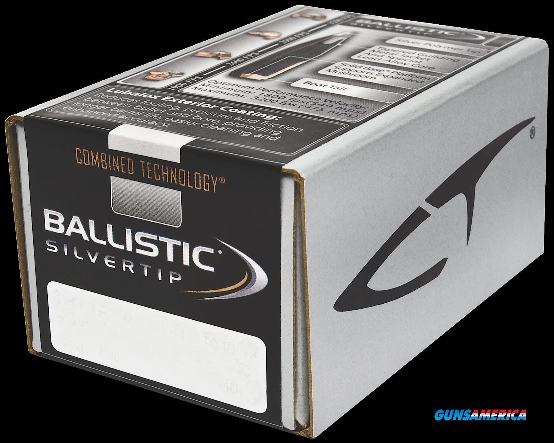 Nosler Ballistic Silvertip, Nos 51110 Blstc St    7mm 150 Bt    50  Guns > Pistols > 1911 Pistol Copies (non-Colt)