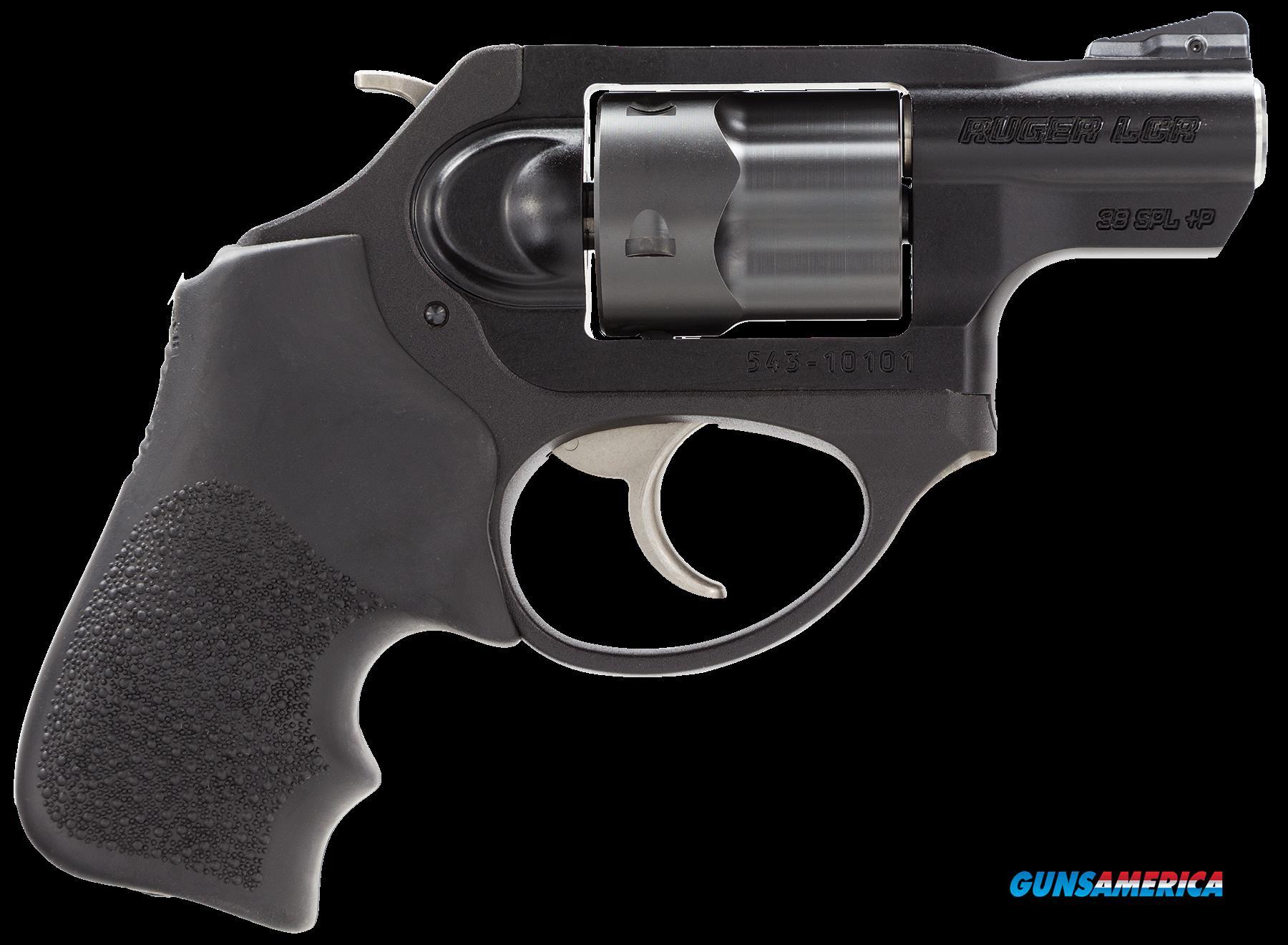Ruger Lcrx, Rug*5430  Lcrx     38sp+p 1.875 Hog Blk  Guns > Pistols > 1911 Pistol Copies (non-Colt)