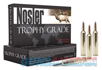 Nosler Trophy Grade Ammo 28 Nosler 160gr Accubond 20-bx  Guns > Pistols > 1911 Pistol Copies (non-Colt)