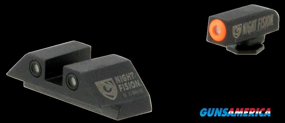 Night Fision Night Sight Set, Nf Glk-001-003-ogwg     Ns Glk 17-19 Square  Guns > Pistols > 1911 Pistol Copies (non-Colt)