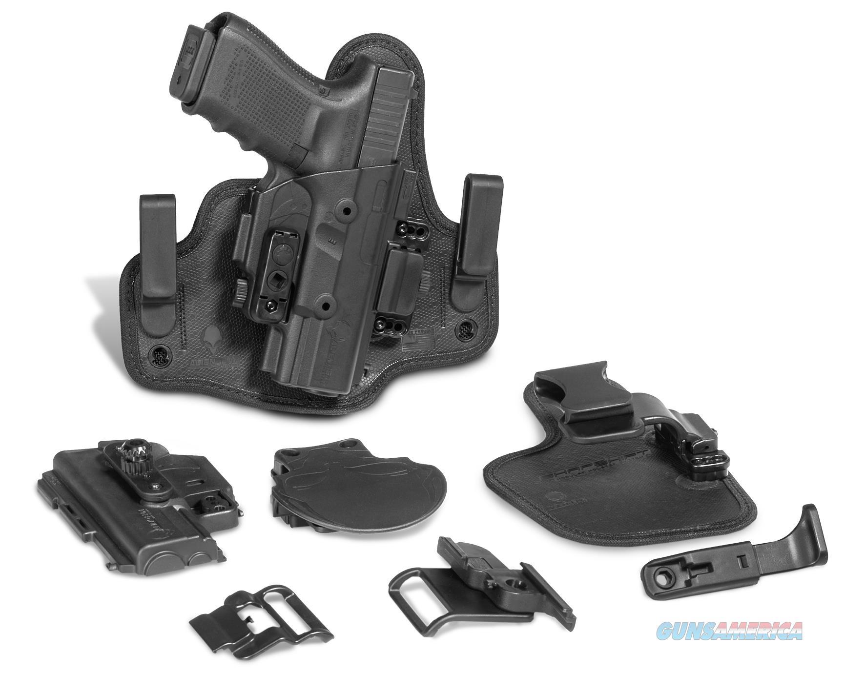 Alien Gear Holsters Shapeshift, Agh Sshk-0194-rh-r-15-xxx Shape Shift Kit Xdm 3.8  Guns > Pistols > 1911 Pistol Copies (non-Colt)