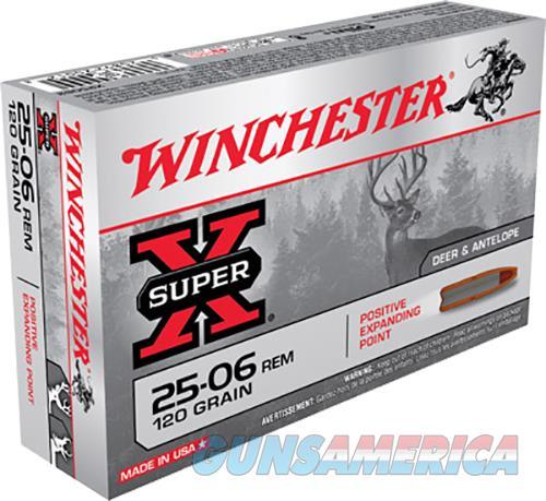 Winchester Ammo Super-x, Win X25062        2506   120pep  20-10  Guns > Pistols > 1911 Pistol Copies (non-Colt)