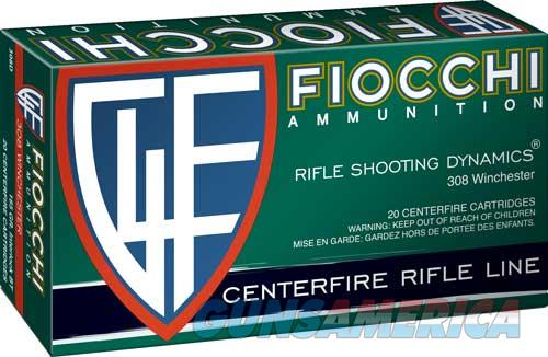 Fiocchi .308 Win. 165gr. - Psp 20-pack  Guns > Pistols > 1911 Pistol Copies (non-Colt)