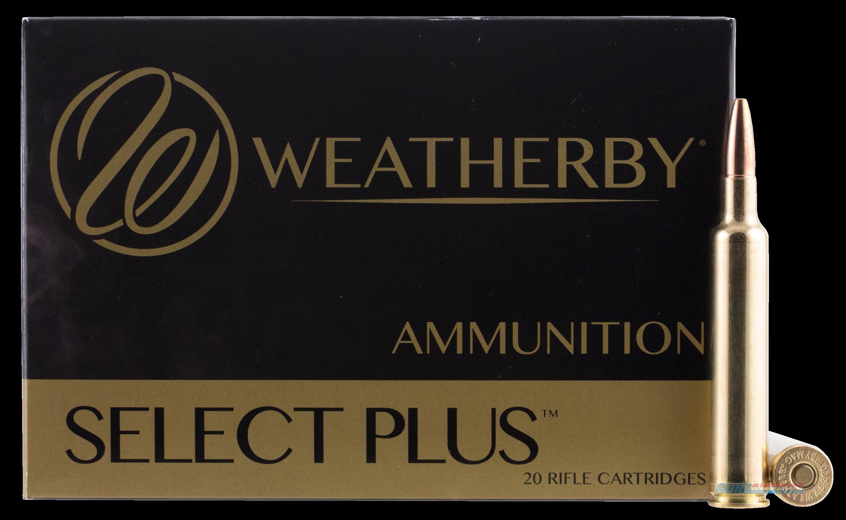 Weatherby Select Plus, Wthby B65rpm127lrx 6.5wby Rpm 127 Barnes Lrx 20-10  Guns > Pistols > 1911 Pistol Copies (non-Colt)