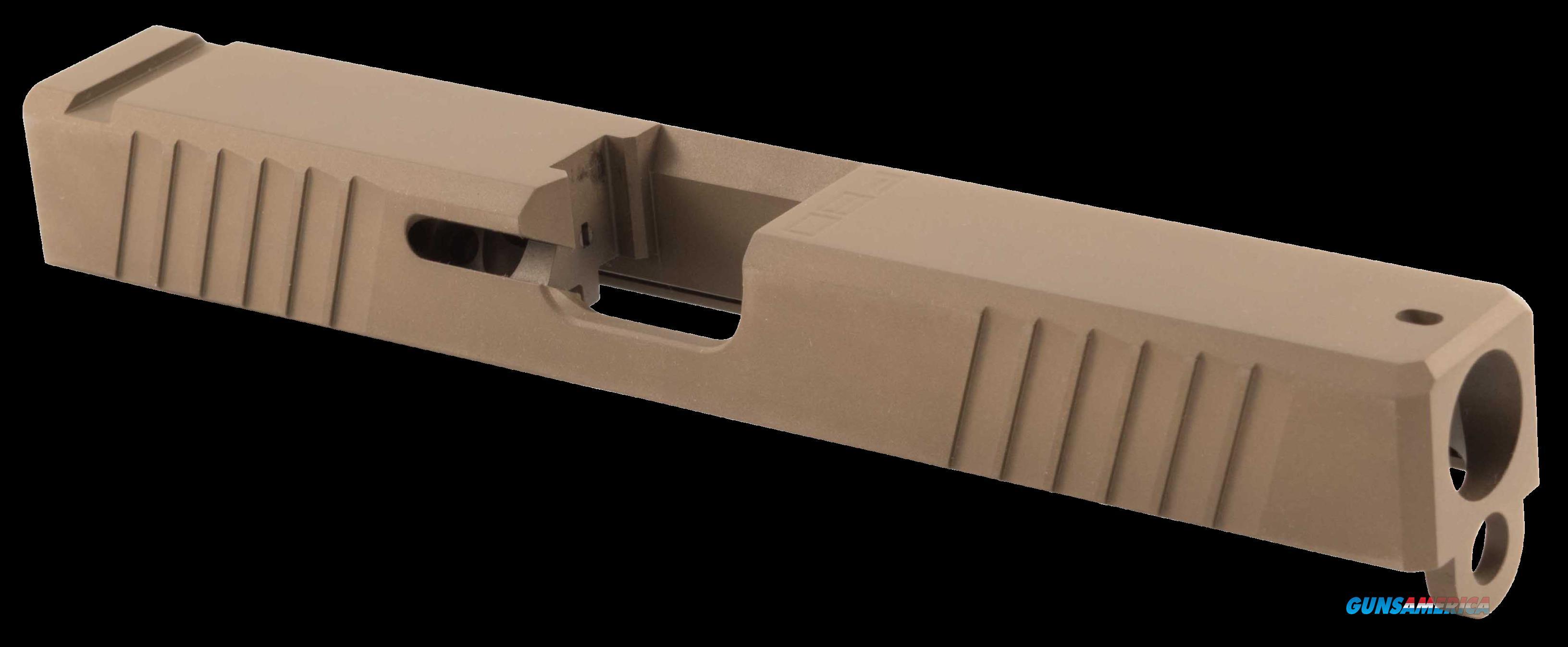 Polymer80 G17 Gen3 Compatible, P80 Ps9-std-fde       Glk 17 Dlc Slide G3 Standard  Guns > Pistols > 1911 Pistol Copies (non-Colt)