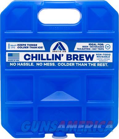 Arctic Ice Chillin Brew Medium - 1.5lb Reusable Refrige Temp  Guns > Pistols > 1911 Pistol Copies (non-Colt)