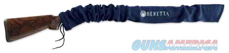 Beretta Gun Sock W-logo Blue - 52w-vapor Corrosion Inhibitor  Guns > Pistols > 1911 Pistol Copies (non-Colt)