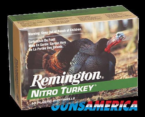 Remington Ammunition Nitro Turkey, Rem 26710 Nt12354    Nitro Tky 3.5 2oz     10-10  Guns > Pistols > 1911 Pistol Copies (non-Colt)